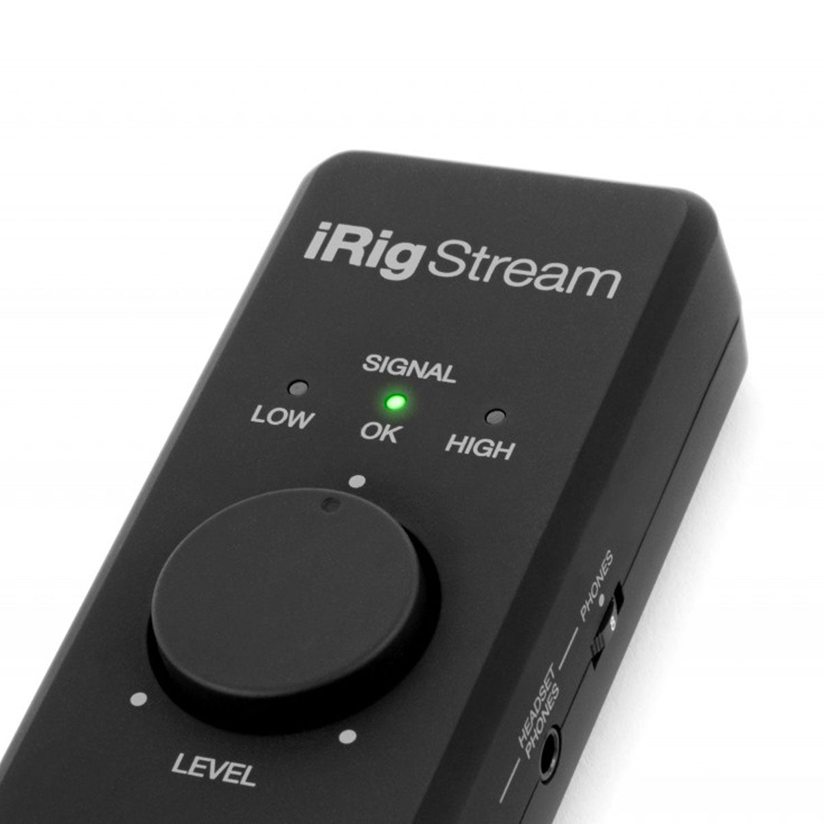 IK Multimedia: iRig Stream Streaming Audio Interface