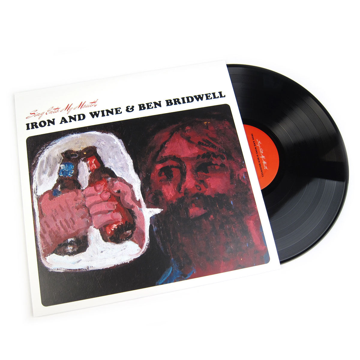 Iron And Wine & Ben Bridwell: Sing Into My Mouth Vinyl LP