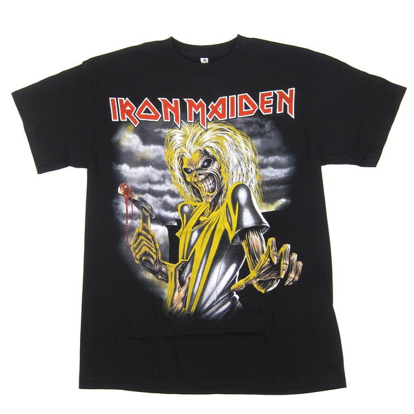 Iron Maiden: Killers Shirt - Black