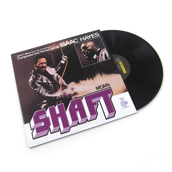 Isaac Hayes: Shaft (180g) Vinyl 2LP