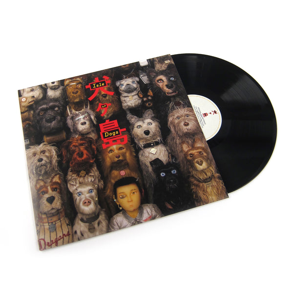 Alexandre Desplat: Isle Of Dogs Soundtrack (Wes Anderson, 180g) Vinyl LP