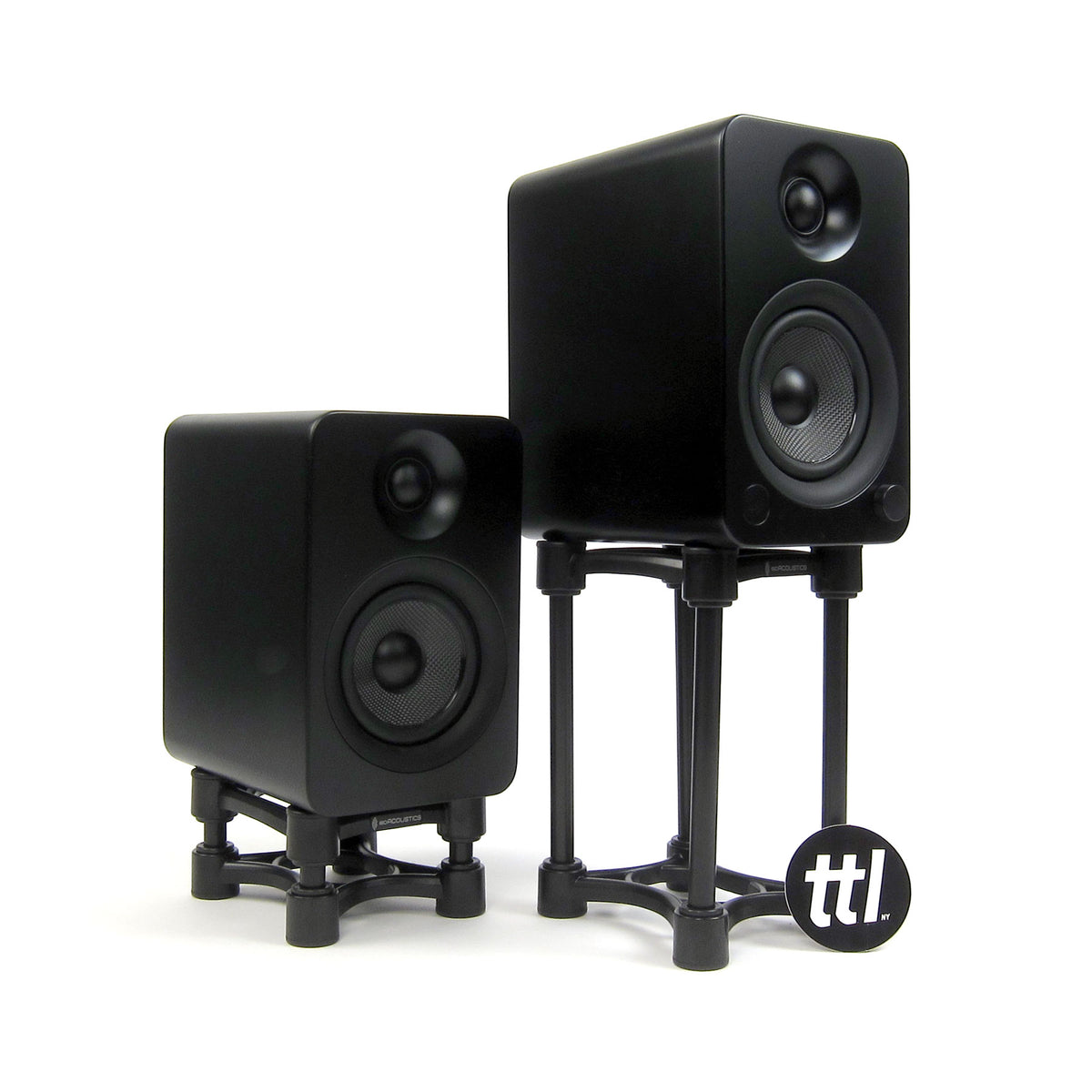 IsoAcoustics: ISO-130 Speaker Isolation Stands (Pair)