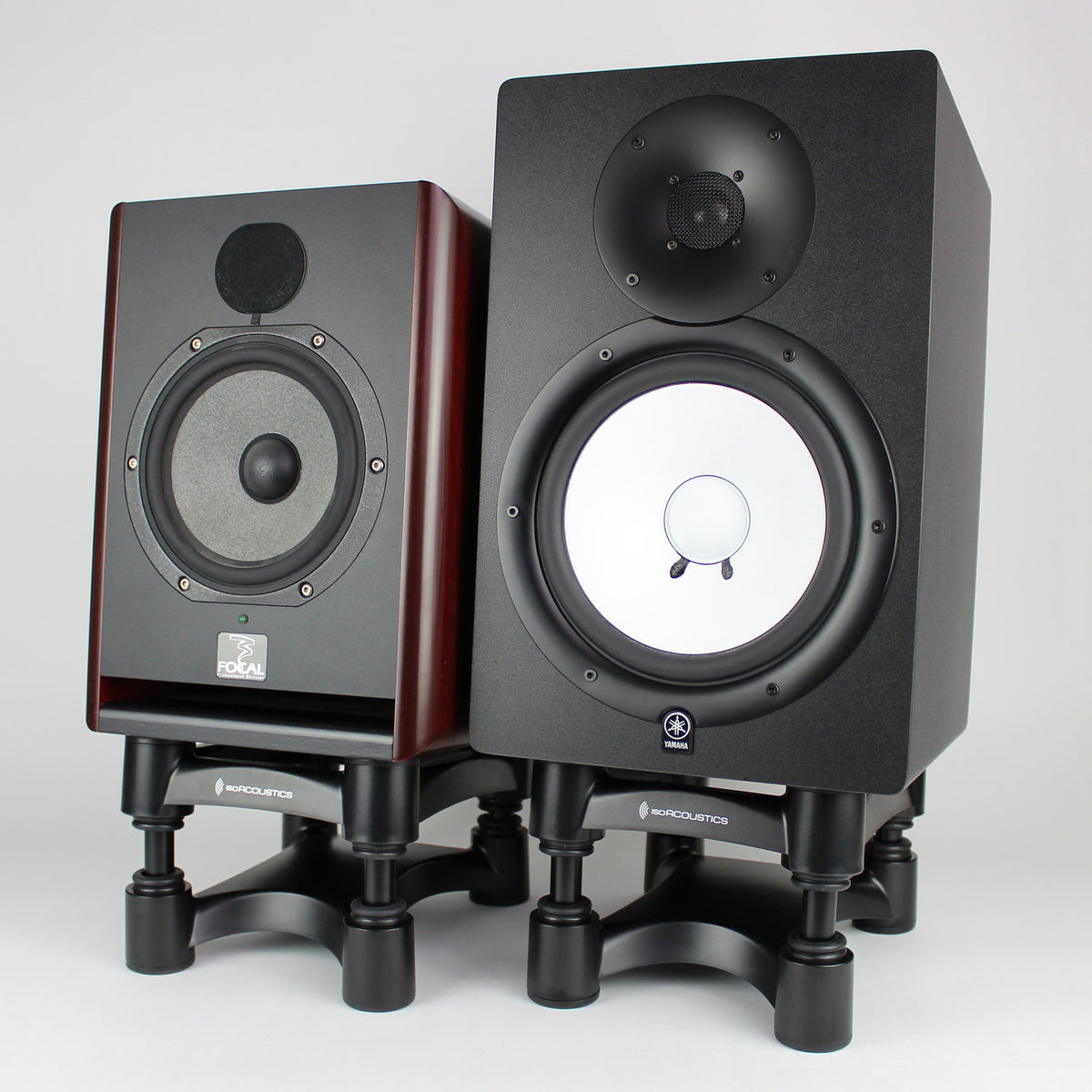IsoAcoustics: ISO-L8R200 Speaker Isolation Stands (Pair)