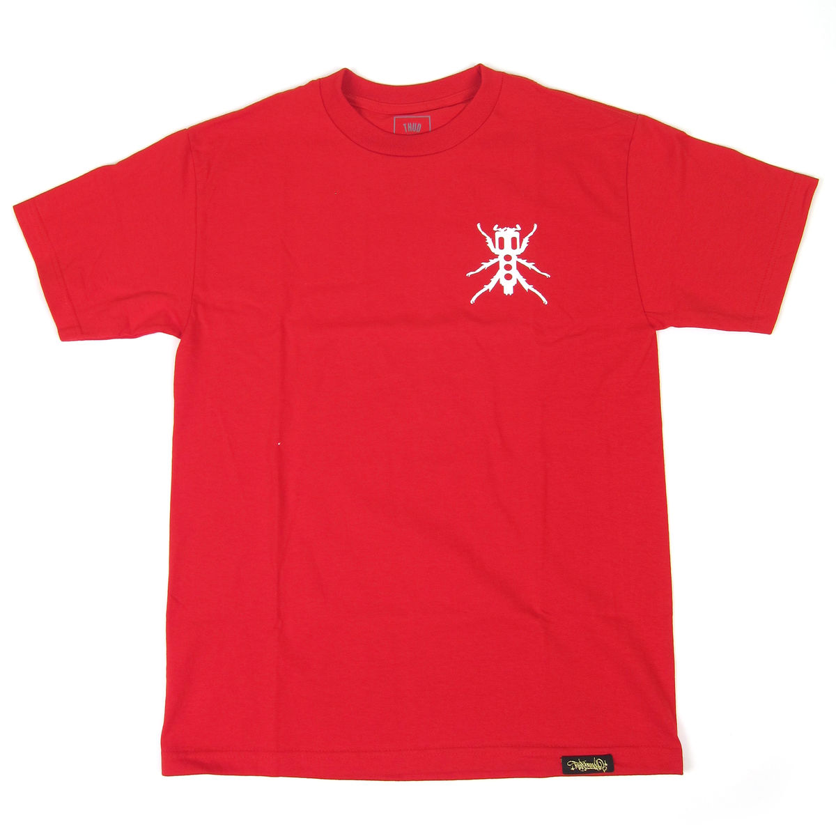 Thud Rumble: Classic Beedle Shirt - Red