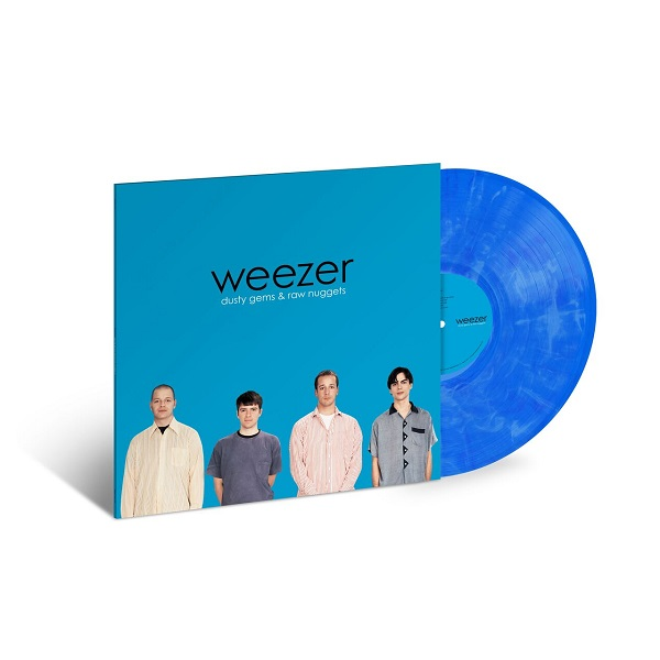 Weezer: Dusty Gems And Raw Nuggets (Colored Vinyl) Vinyl LP (Record Store Day)