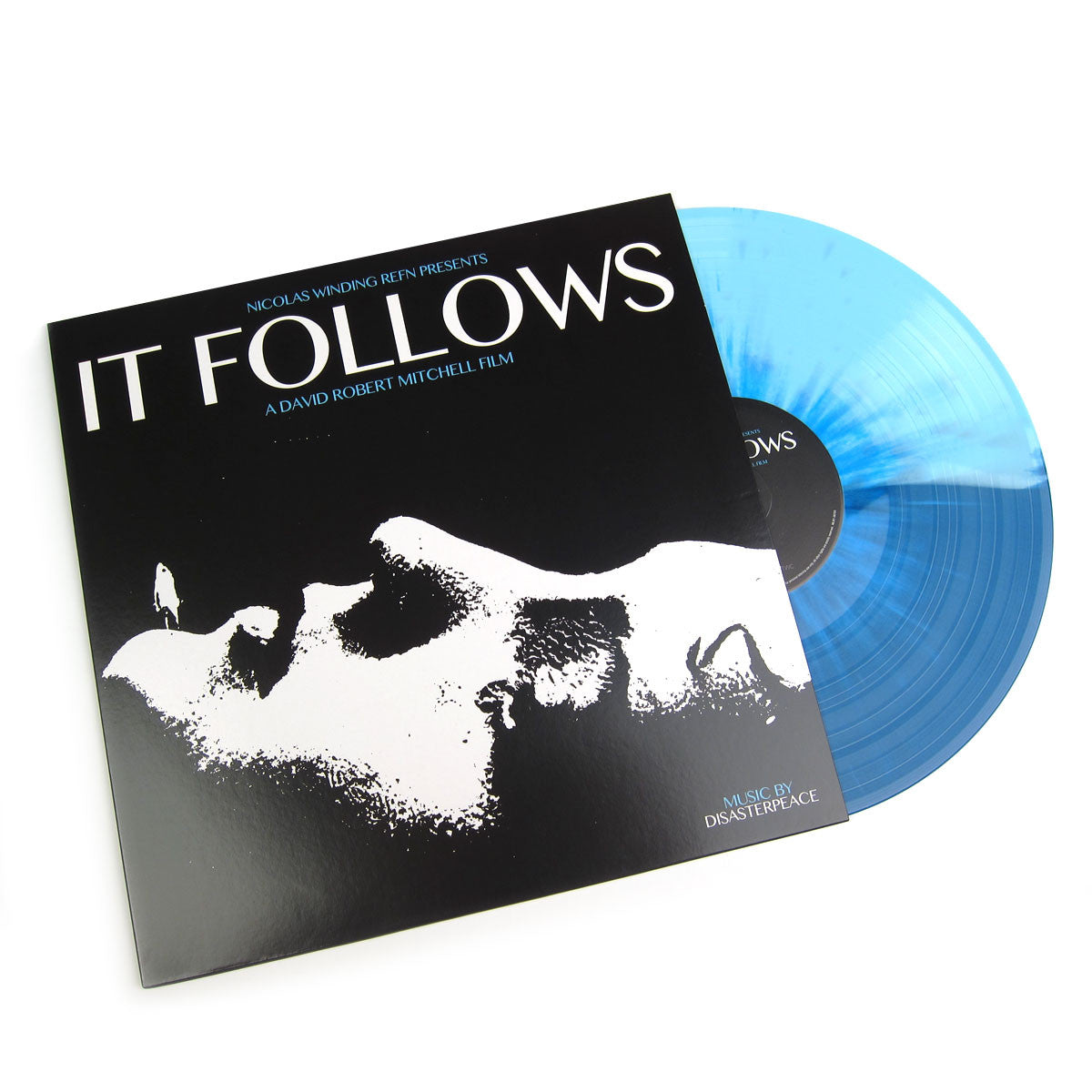 Disasterpeace: It Follows (180g, Colored Vinyl) Vinyl LP