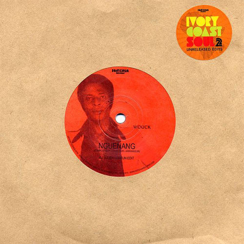 V/A: Ivory Coast Soul 2 Unreleased Edits 7""