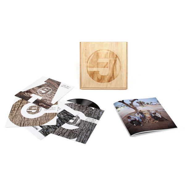 Jurassic 5: Quality Control - The Wood Box Vinyl 4LP (Record Store Day)