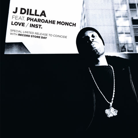 "J Dilla: Love Vinyl 7"" (Record Store Day)"
