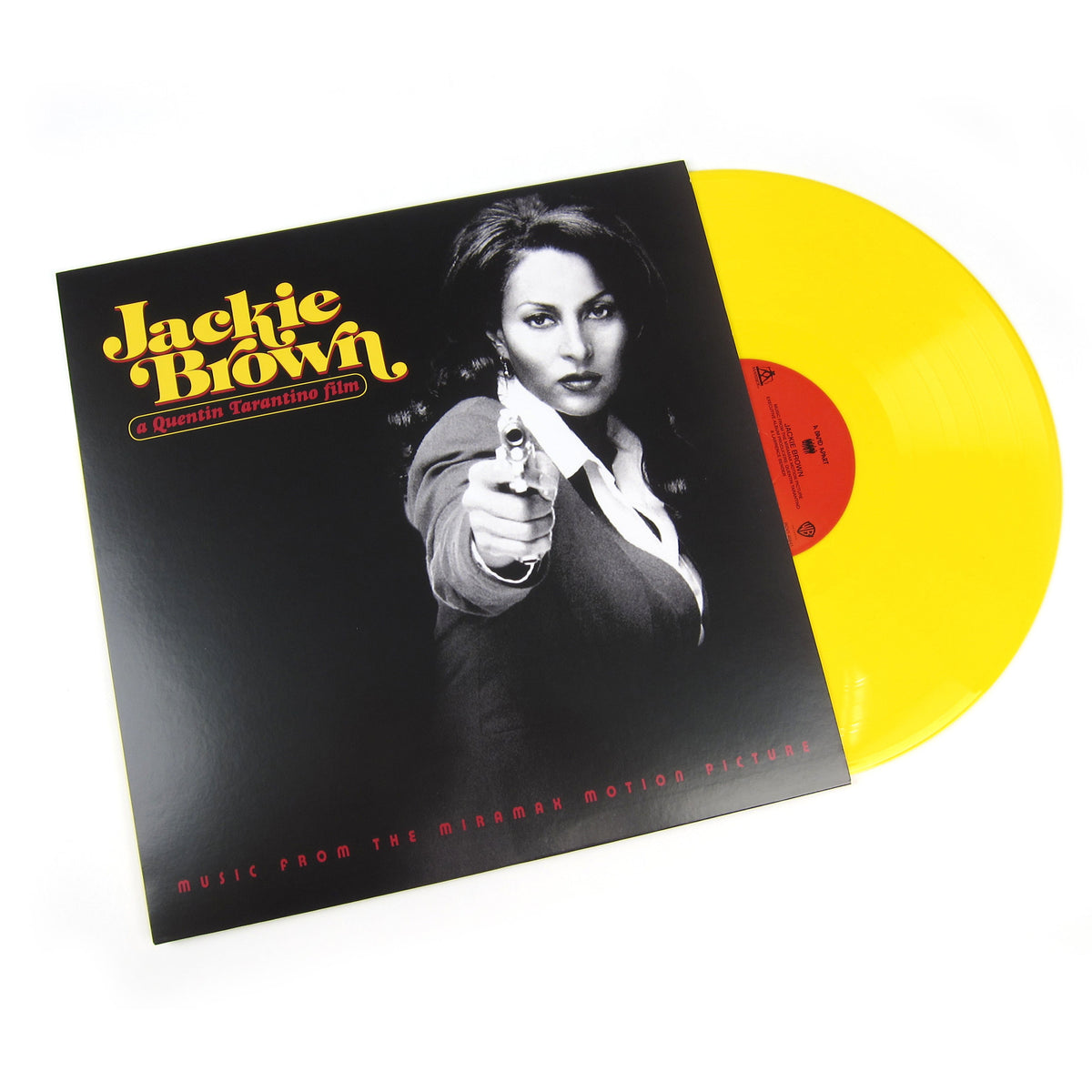 Jackie Brown: Music From The Mirmax Motion Picture (Indie Exclusive Colored Vinyl) Vinyl LP