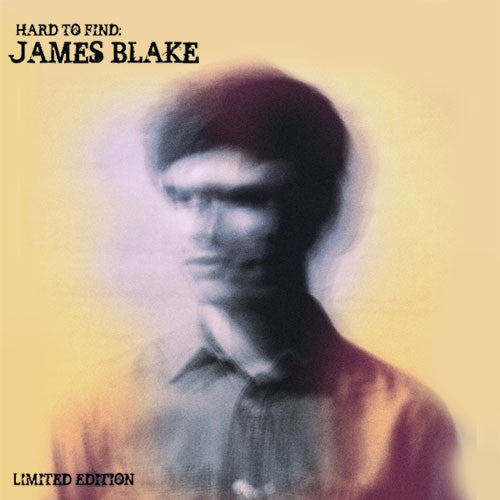 James Blake: Hard to Find: B-Sides, Bonus Tracks, Singles 2LP