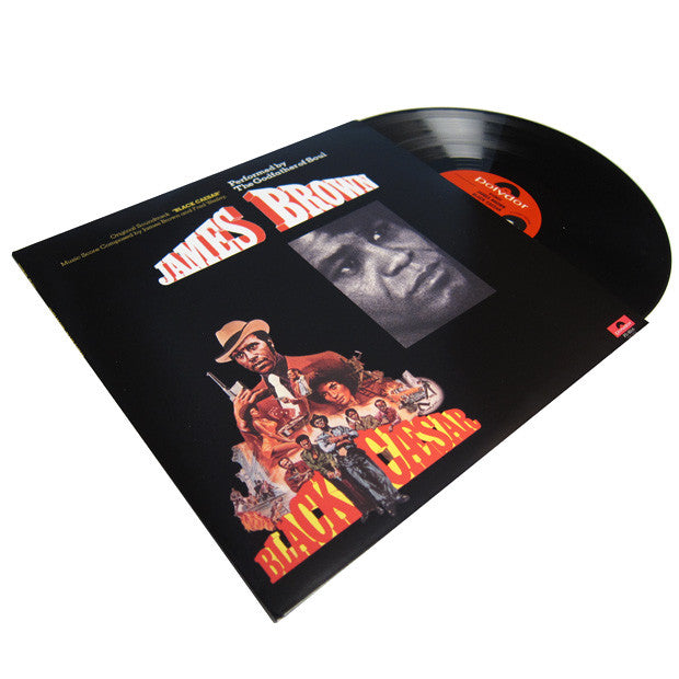 James Brown: Black Caesar (180g) LP
