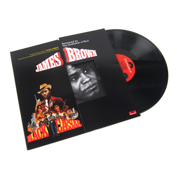 James Brown: Black Caesar Soundtrack Vinyl LP