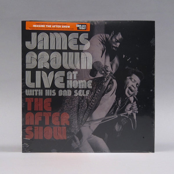 James Brown: Live at Home With His Bad Self - The After Show Vinyl LP (Record Store Day)