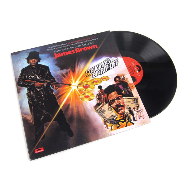 James Brown: Slaughter's Big Rip-Off Soundtrack Vinyl LP