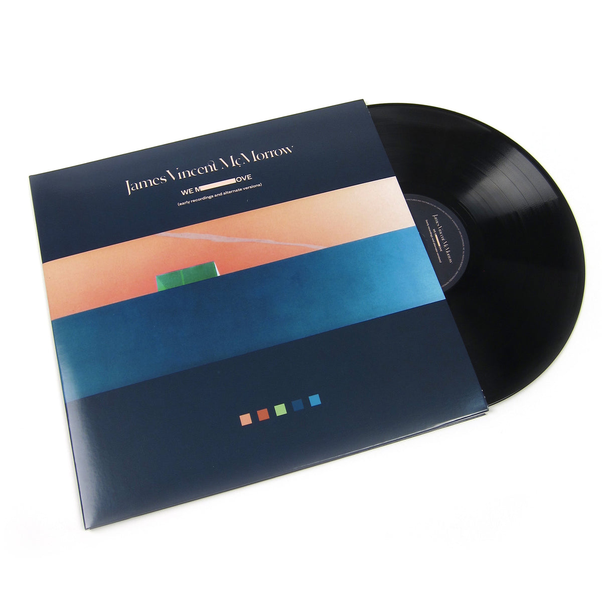 James Vincent McMorrow: We Move - Solo Acoustic Version Vinyl LP (Record Store Day)