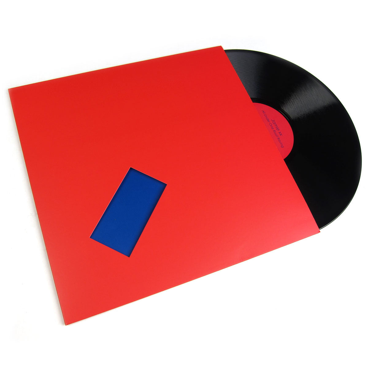 Jamie XX: All Under One Rood Raving Vinyl 12""
