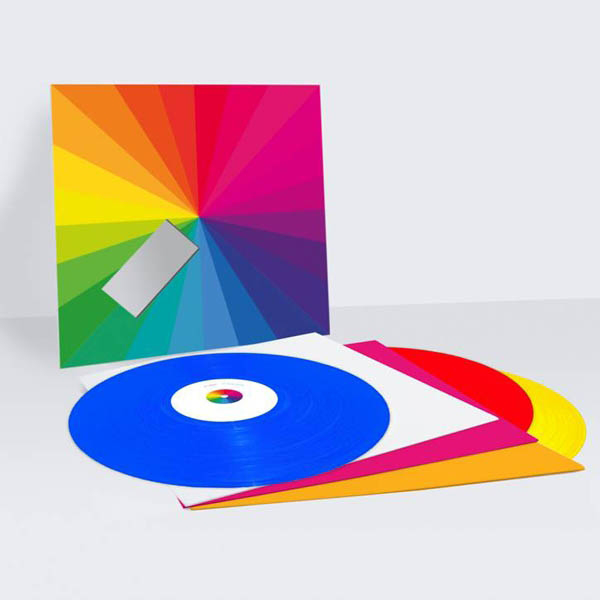 Jamie xx: In Colour (Deluxe Edition Colored Vinyl) Vinyl 3LP   View   More Duplicate