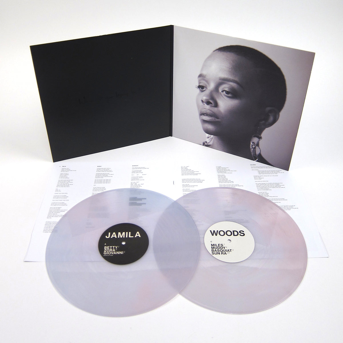 Jamila Woods: Legacy! Legacy! (Colored Vinyl) Vinyl 2LP