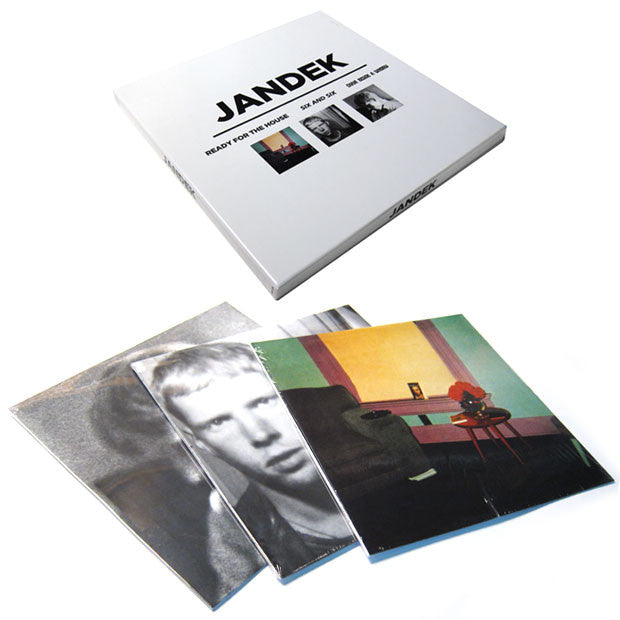 Jandek: Jandek (Record Store Day) Vinyl Box Set