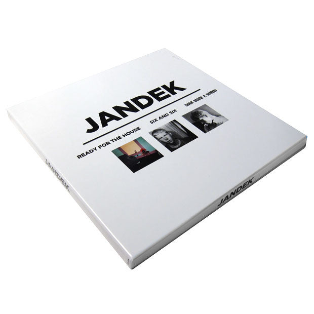 Jandek: Jandek (Record Store Day) Vinyl Box Set 2