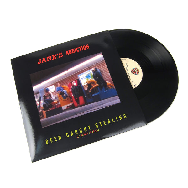 "Jane's Addiction: Been Caught Stealing Vinyl 12"" (Record Store Day)"