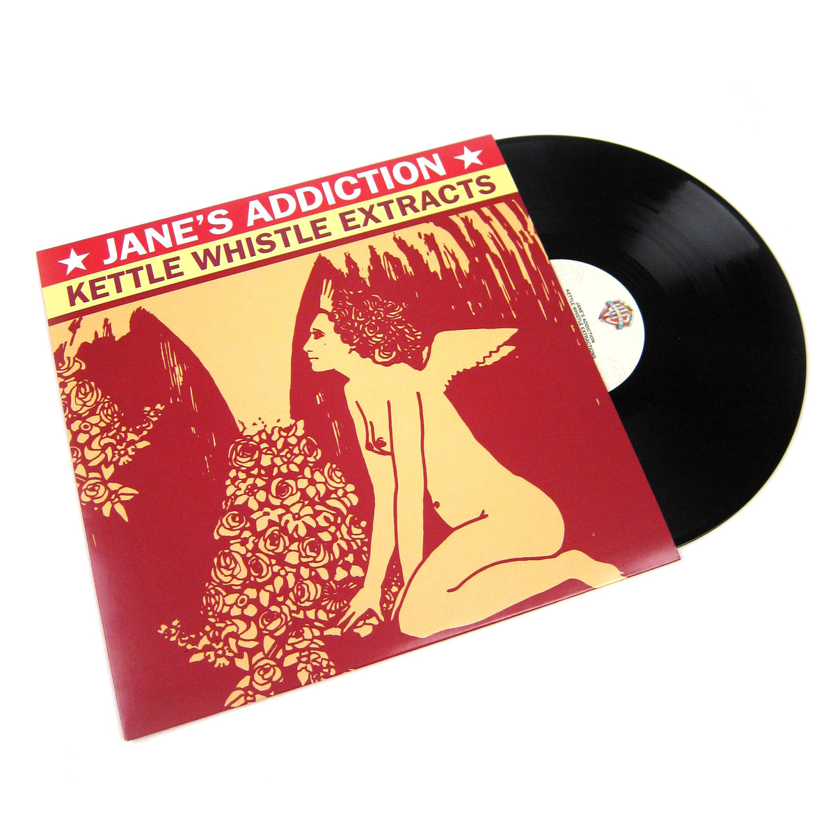 Jane's Addiction: Sterling Spoon (180g) Vinyl 6LP Boxset