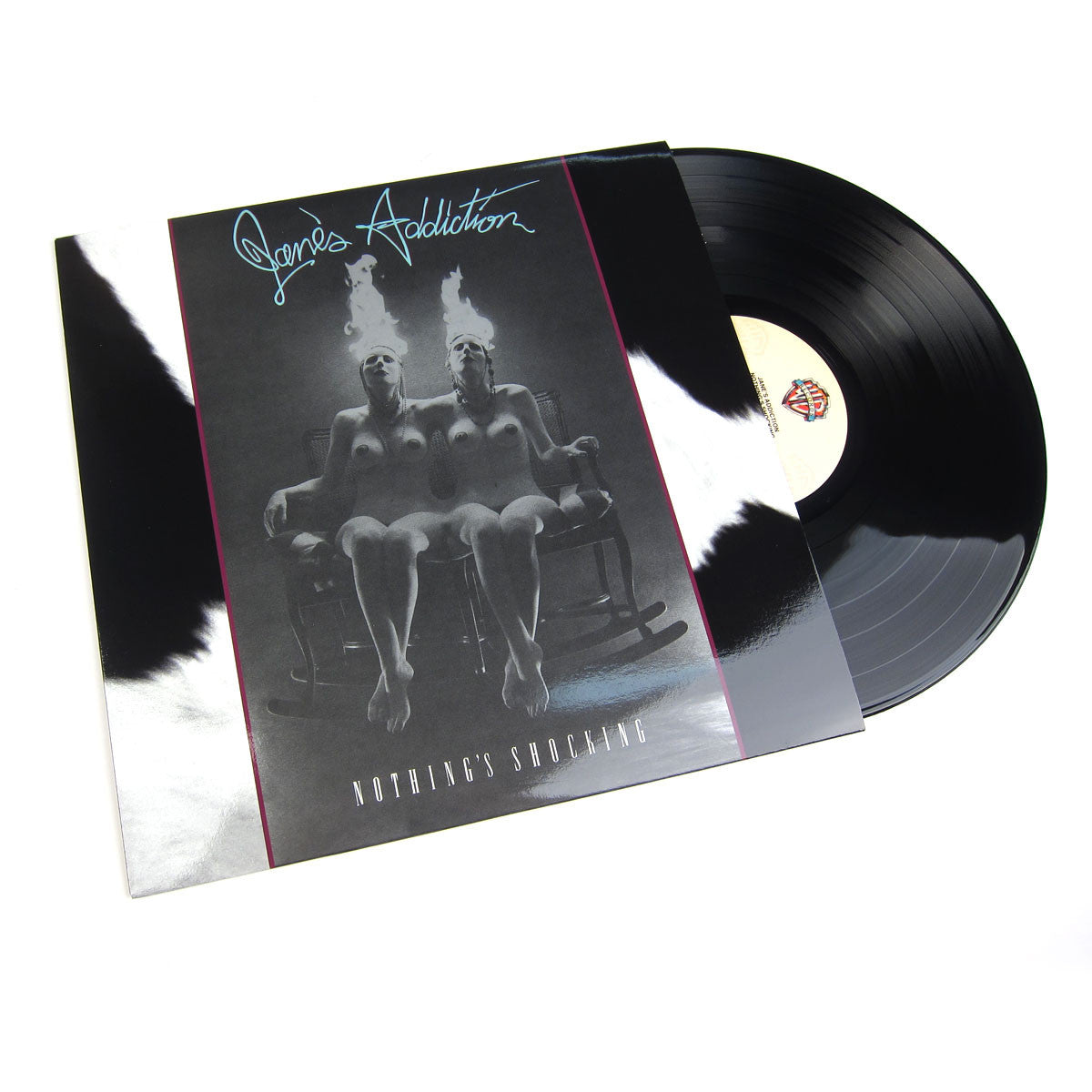 Jane's Addiction: Nothing's Shocking (180g) Vinyl LP