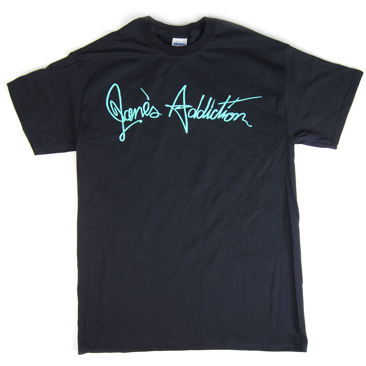 Jane's Addiction: Script Logo Shirt - Black