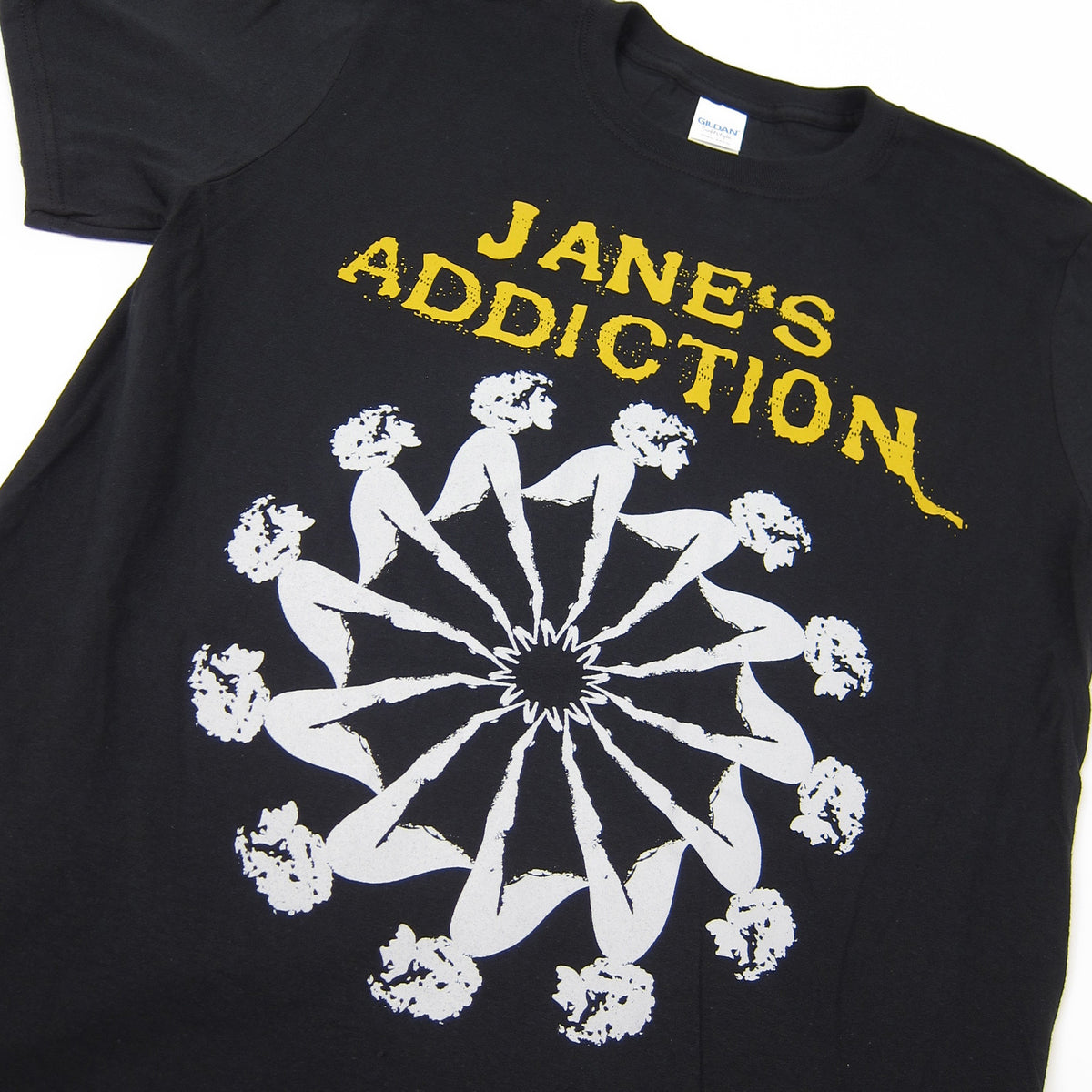 Jane's Addiction: Wheel Shirt - Black