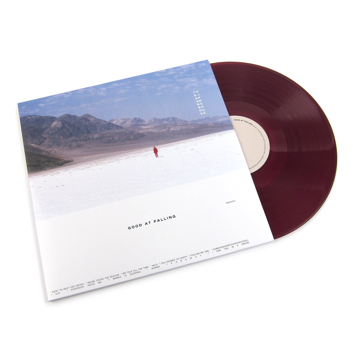 The Japanese House: Good At Falling (Colored Vinyl) Vinyl LP