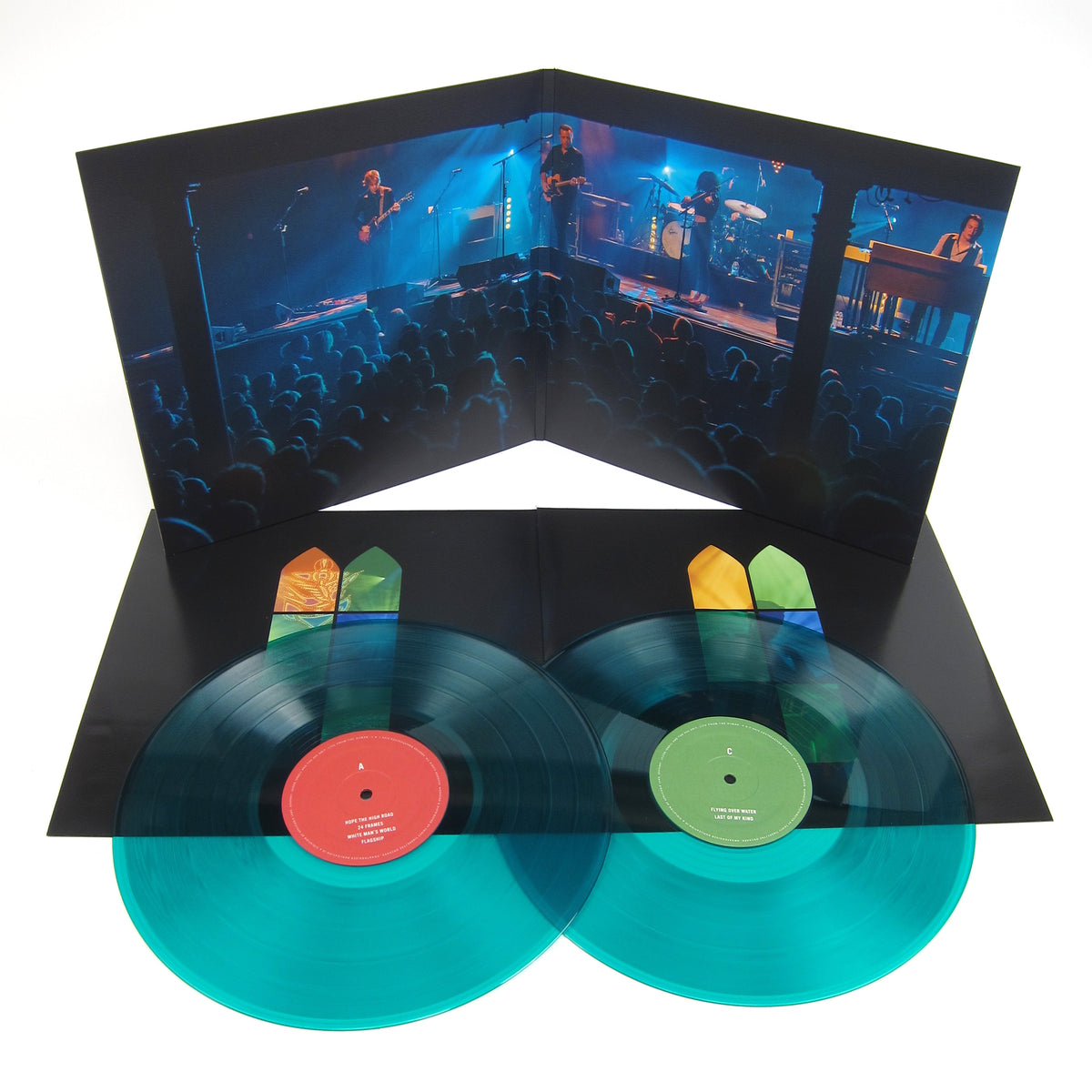 Jason Isbell: Live From The Ryman (Indie Exclusive Colored Vinyl) Vinyl LP