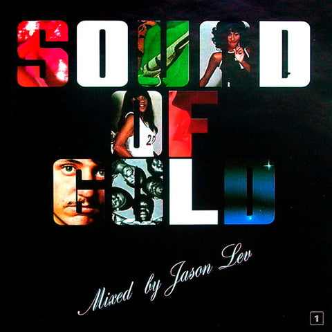 Jason Lev: Sound of Gold #1 CD