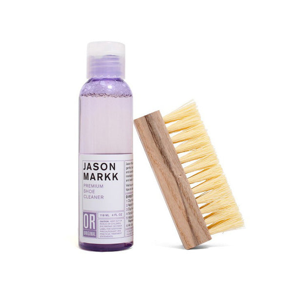 Jason Markk: Essential Kit (Cleaning Solution & Brush)