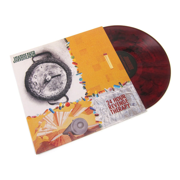 Jawbreaker: 24 Hour Revenge Therapy (Red Colored Vinyl) Vinyl LP