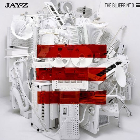 Jay-Z: The Blueprint 3 2LP