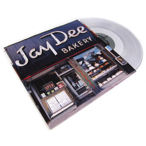 J. Dilla: Give Them What They Want / They Want (Clear Vinyl) Vinyl 12""