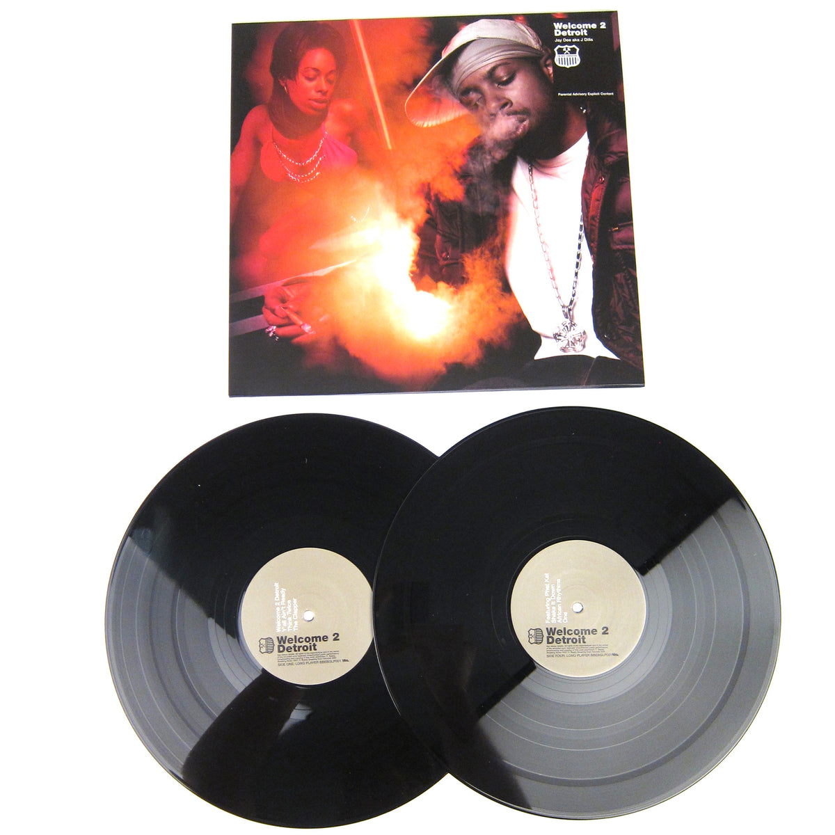 Jay Dee: Welcome 2 Detroit (J Dilla) Vinyl 2LP