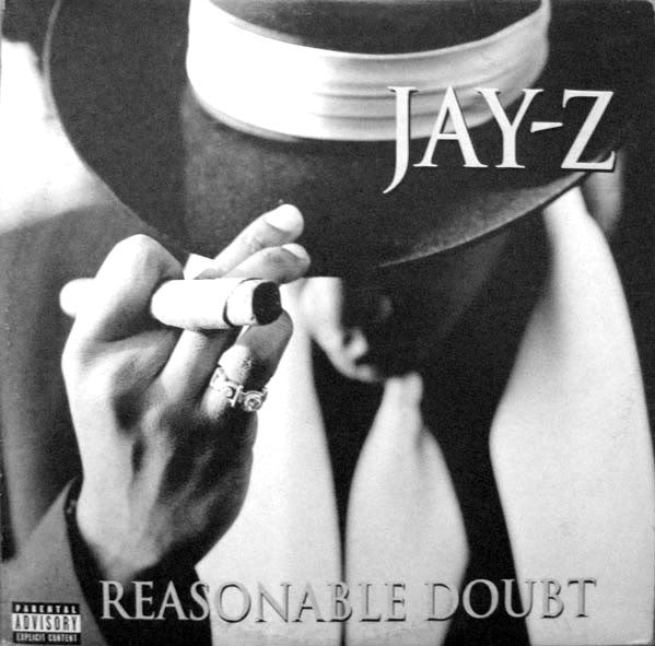 Jay-Z: Reasonable Doubt 2LP