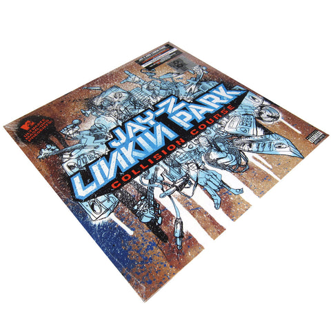 Jay-Z / Linkin Park: Collision Course Vinyl LP + DVD (Record Store Day 2014)