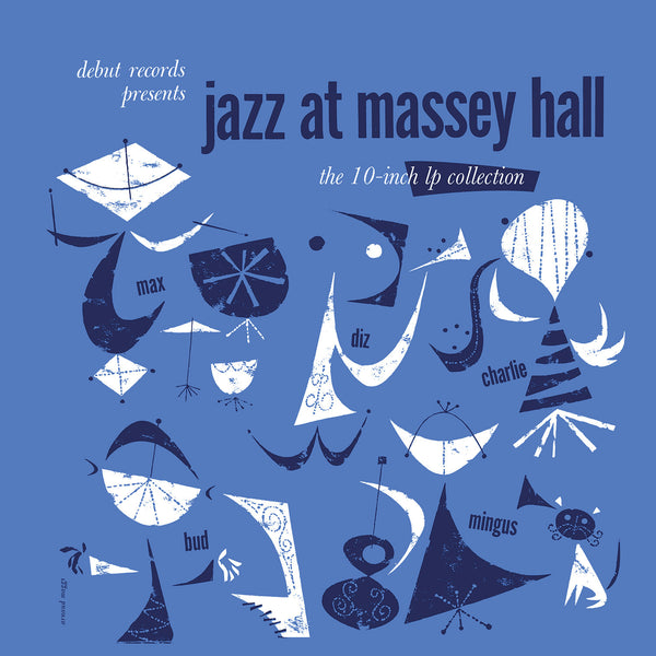 "The Quintet: Jazz At Massey Hall 3x10"" Vinyl Boxset (Record Store Day)"