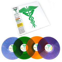 Jazz Dispensary: Cosmic Stash (Colored Vinyl) Vinyl 4LP Boxset (Record Store Day)