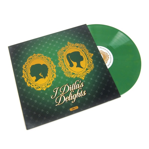 J Dilla: J. Dilla's Delights Vol.1 (Colored Vinyl) Vinyl LP (Record Store Day)