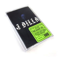 J Dilla: The Diary Cassette