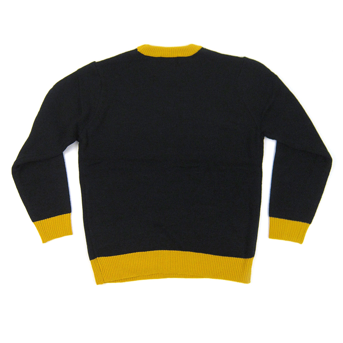 Stones Throw: J. Dilla Donuts Knitted Sweater - Black