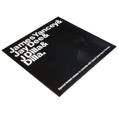 "J Dilla: Think Twice / E=MC2 7"" (Record Store Day)"