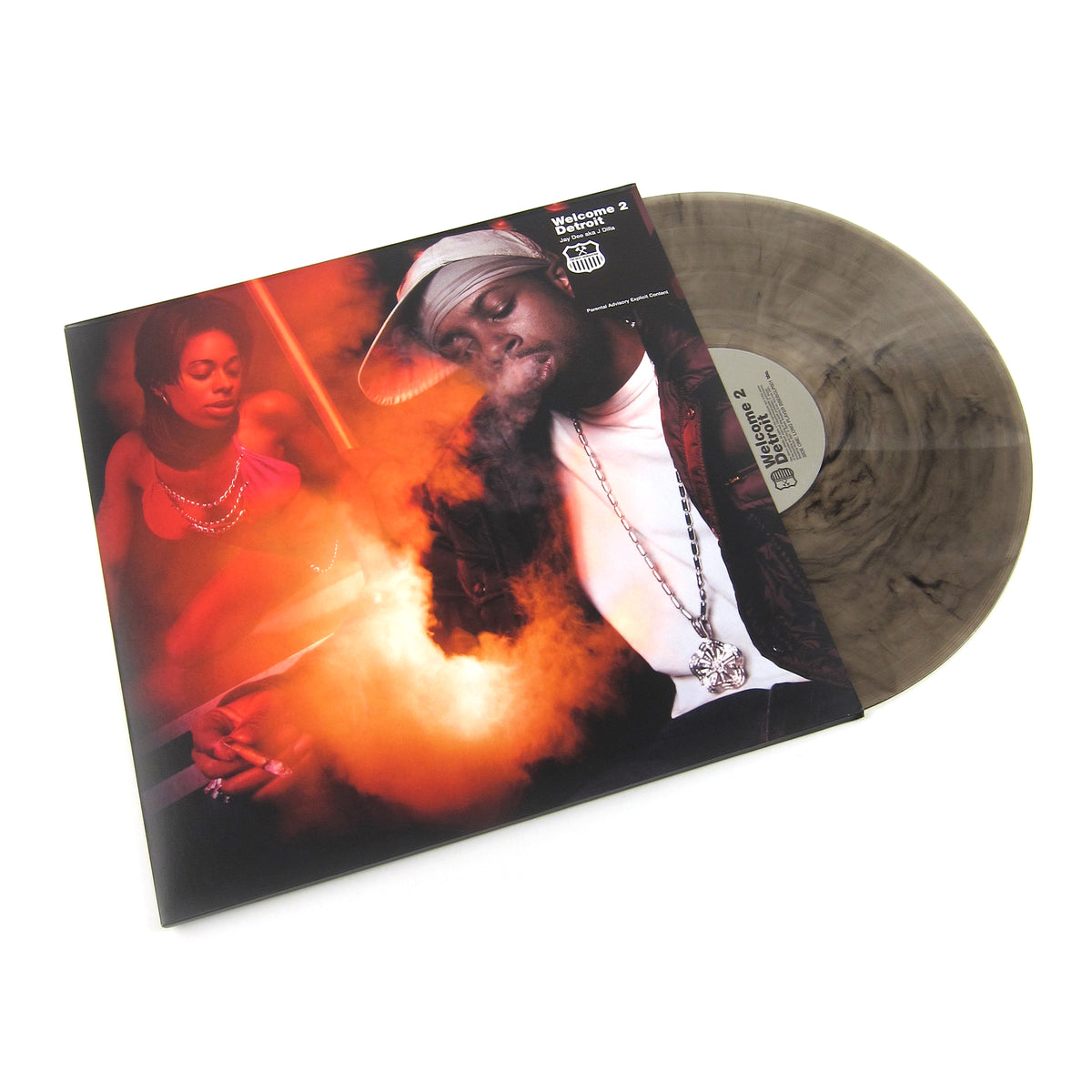 J Dilla: Welcome 2 Detroit (Smoked-Out Colored Vinyl) Vinyl 2LP