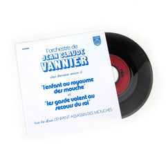 "Jean-Claude Vannier: L'Enfant Assassin des Mouches Alternate Takes Vinyl 7"" (Record Store Day)"