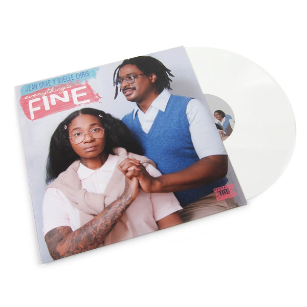 Jean Grae & Quelle Chris: Everything's Fine (Colored Vinyl) Vinyl 2LP