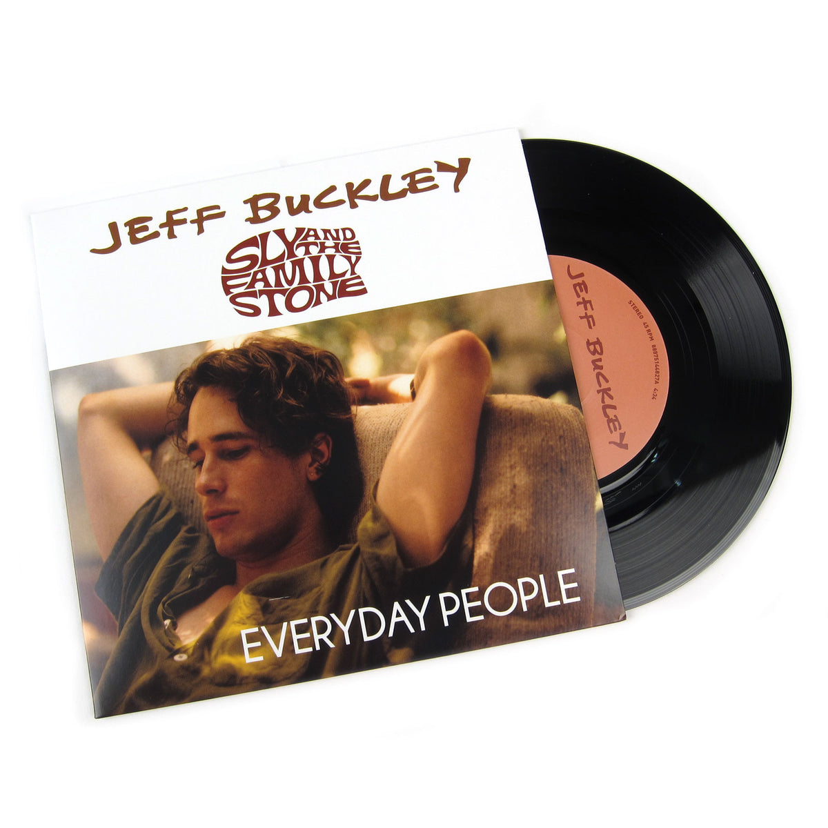 "Jeff Buckley: Everyday People Vinyl 7"" (Record Store Day)"